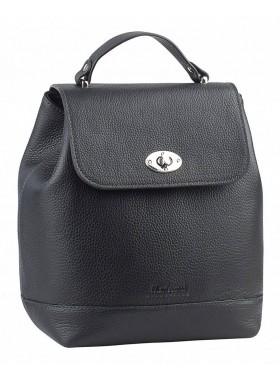 Рюкзак женский Franchesco Mariscotti 1-4288к-100 чёрный
