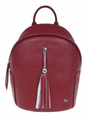 Рюкзак женский Franchesco Mariscotti 1-4243к-033 гранат
