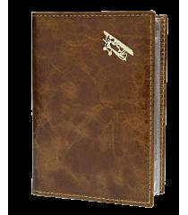 Бумажник водителя А-БС-1 рыжий Авиатика