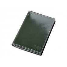 Обложка для автодокументов и паспорта ОВ-О зеленый Эллада
