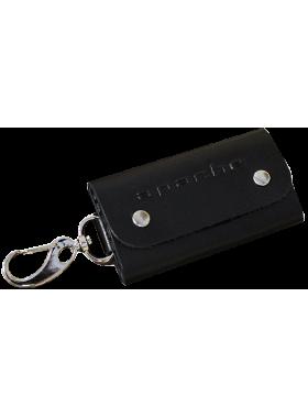 Ключница из кожи карманная мужская КC-А черный Apache