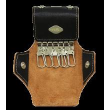 Футляр для ключей из натуральной кожи KMO-RS