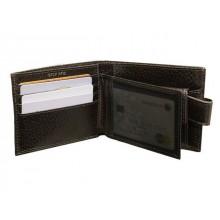 Кошелек Рони-PS коричневый Person RFID