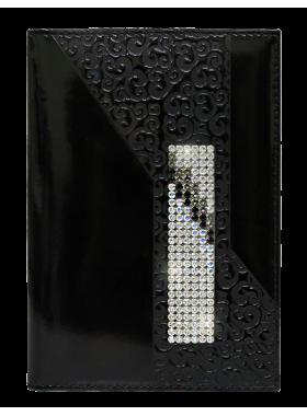 Обложка для паспорта ОП-16 escala black Kniksen