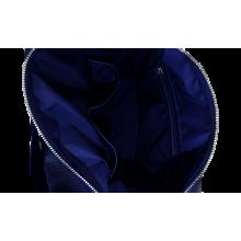 Женская сумка рюкзак трансформер Лада темно-синяя Kniksen